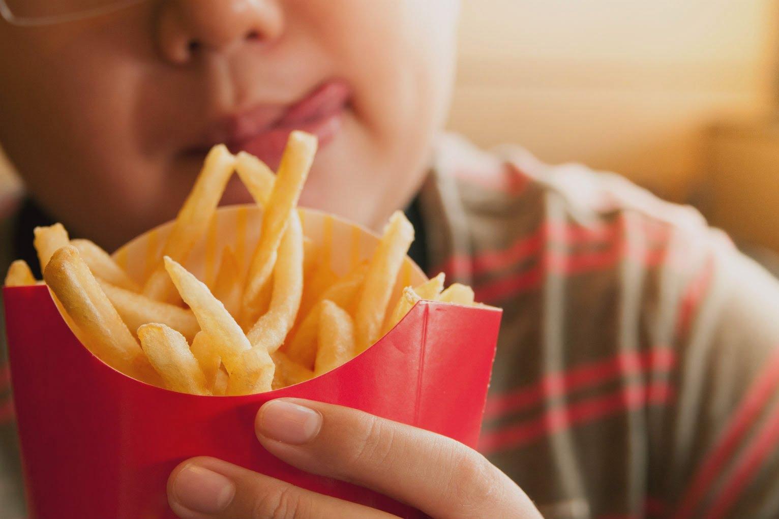 En el Perú hay 2 millones de niños menores de 5 años que sufren obesidad