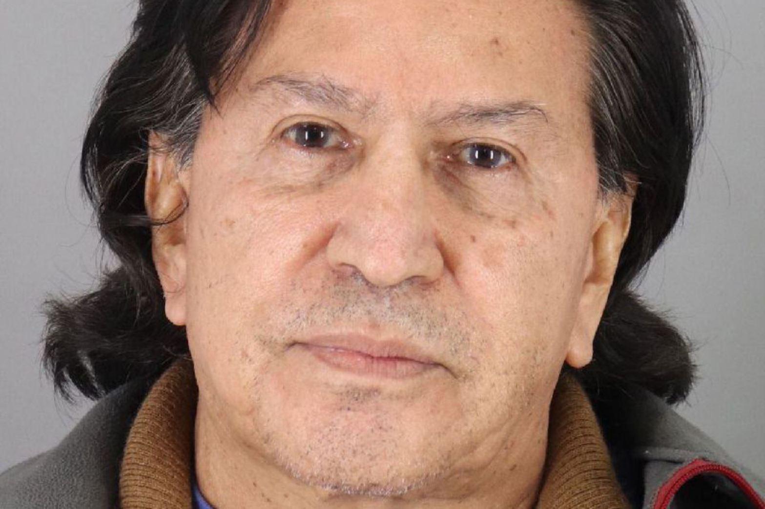 Alejandro Toledo seguirá detenido en EE.UU. durante extradición confirma juez