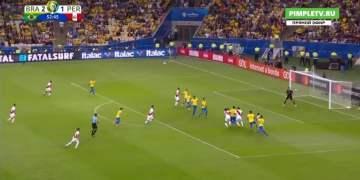 Perú es subcampeón de la Copa América tras caer ante Brasil | Goles