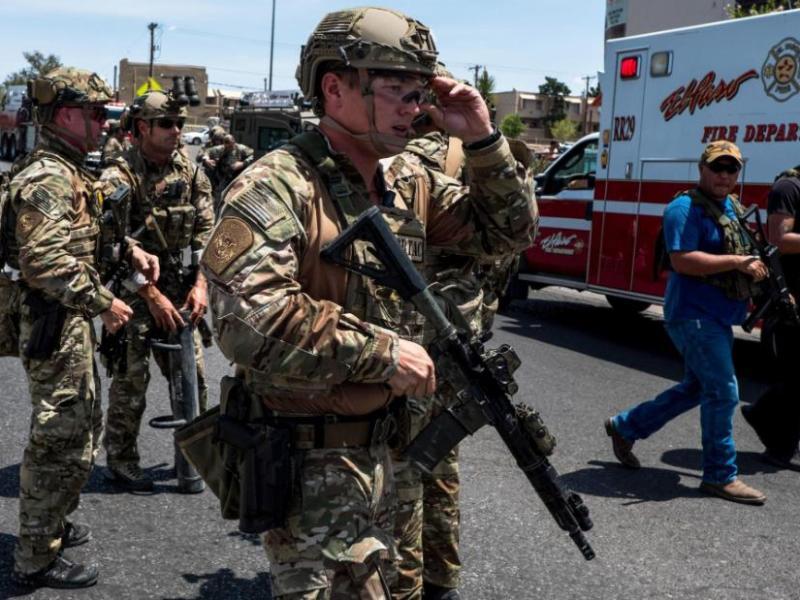 EN VIVO: Tiroteo en centro comercial de El Paso deja 18 muertos