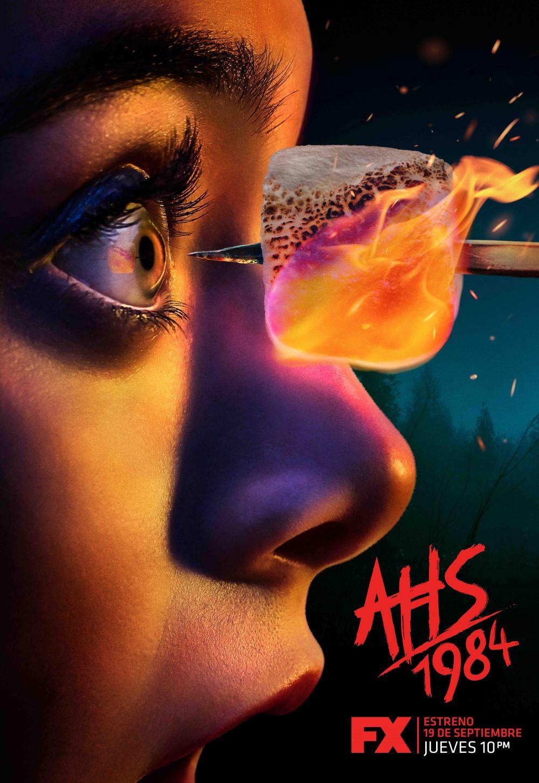 """El terror de Ryan Murphy vuelve a FX con """"American Horror Story: 1984"""""""