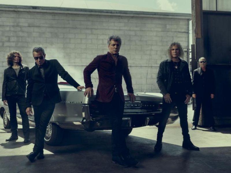 Bon Jovi llega al Perú