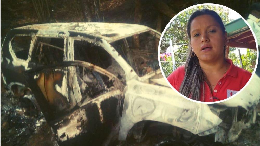 El último video de la candidata a alcaldesa asesinada en Colombia