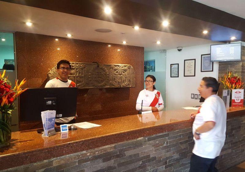 Hoteles en Perú (referencial)