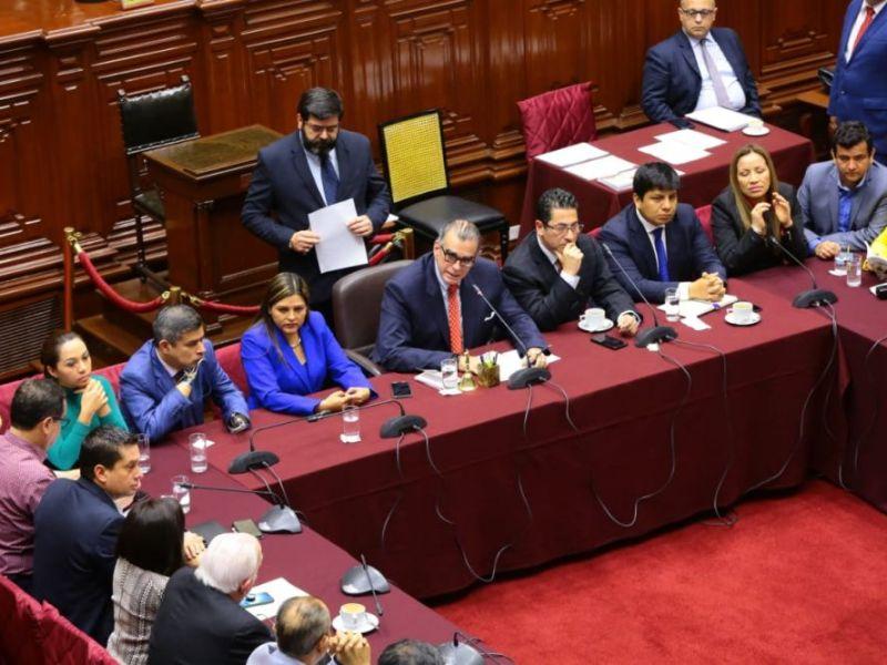 Comisión Permanente del Congreso