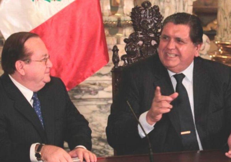 Alan García recibió dinero de Odebrecht confesó su secretario Luis Nava