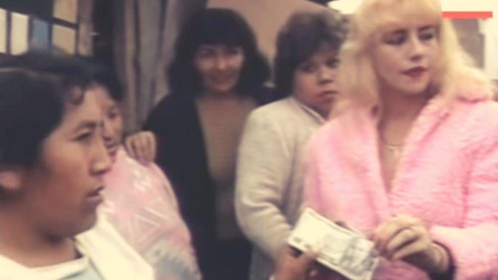 El día en que Susy Díaz repartió su sueldo de congresista entre los pobres