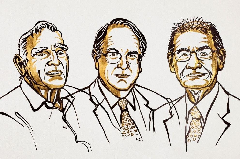 Ganadores del premio Nobel de Química