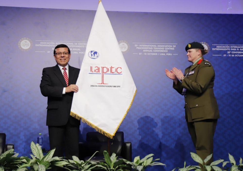 Perú asume presidencia de Centros de Entrenamiento para Mantenimiento de la Paz