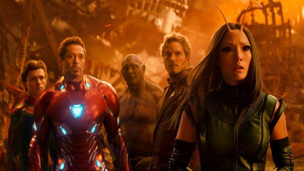 Avengers Endgame escena eliminada