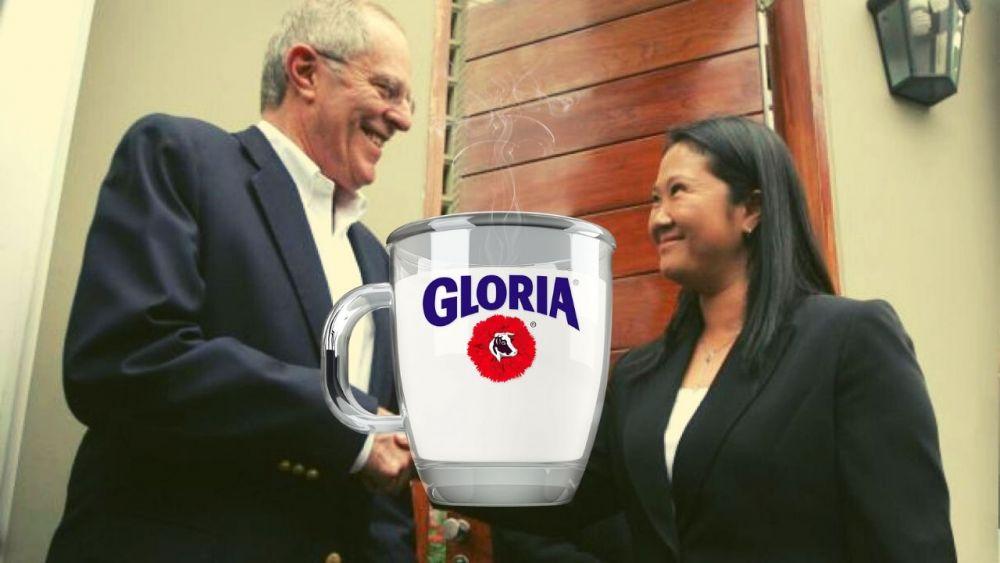 Keiko Fujimori y PPK recibieron US$ 200 mil cada uno, de dueño del Grupo Gloria