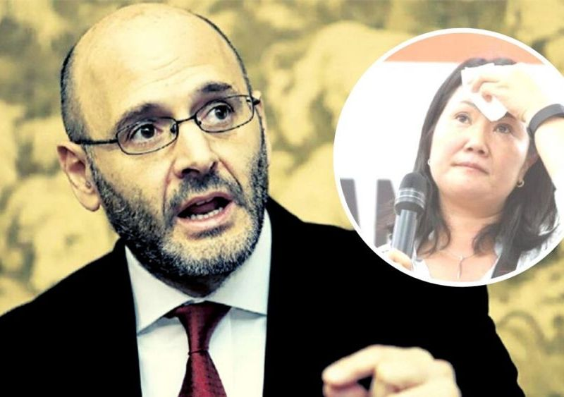 "Dionisio Romero Paoletti: ""Keiko Fujimori no nos pidió el dinero vimos las encuestas"""