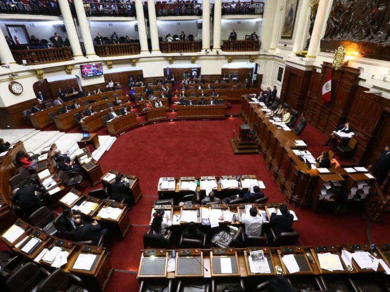 Población opina de la inmunidad parlamentaria