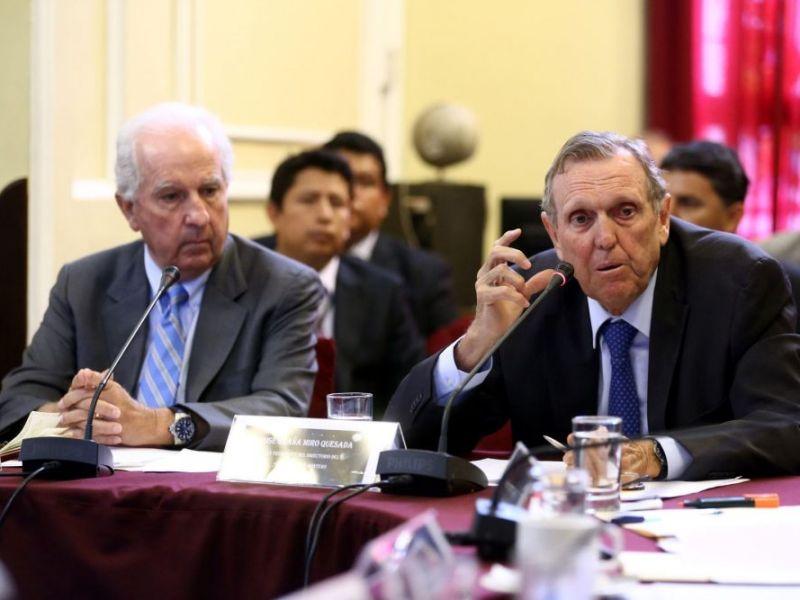 José Graña Miró Quesada y Hernando Graña Acuña