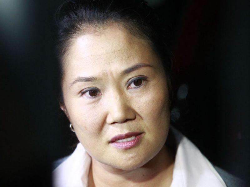 Keiko Fujimori dice que no postulará al Congreso en elecciones 2020