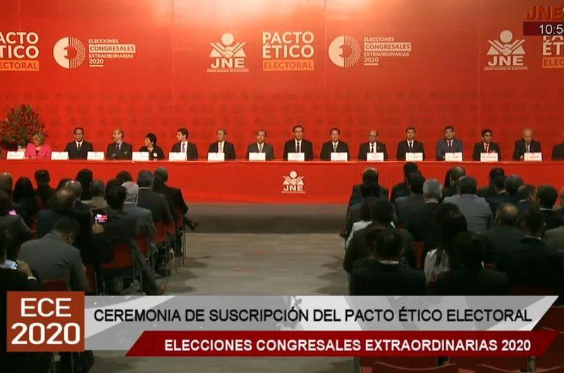 Pacto Ético Electoral