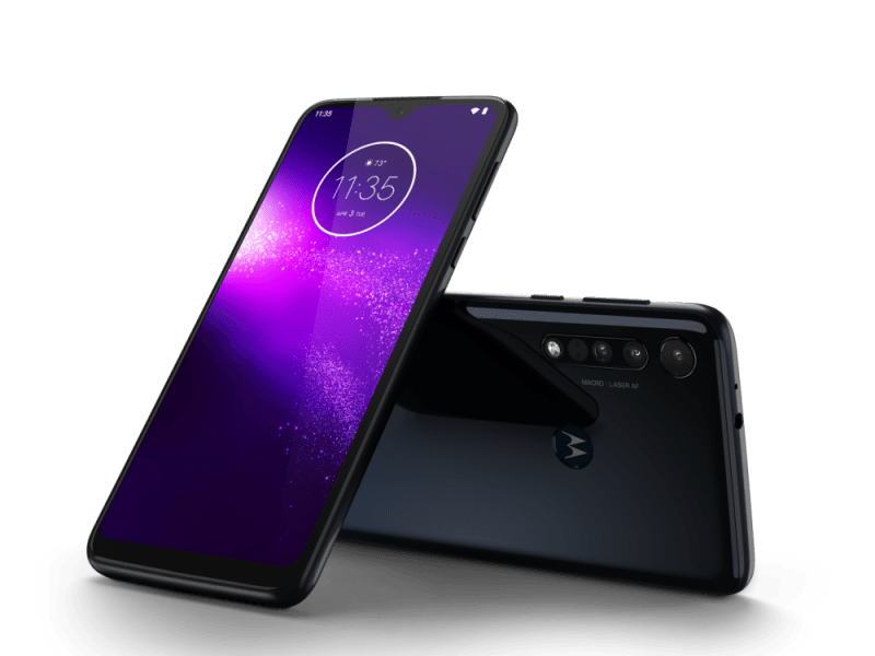 Motorola presenta en Perú el nuevo Motorola One Macro
