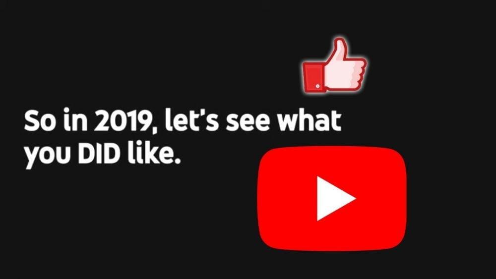 YouTube Rewind 2019: Con autocrítica, sin youtubers y más likes