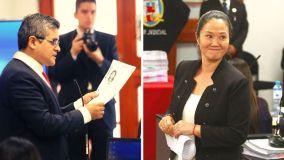 Caso Keiko Fujimori: juez evalúa solicitud de prisión preventiva por 36 meses