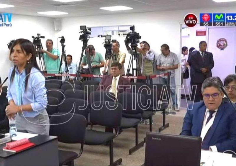 Caso Keiko Fujimori: Se reanudó audiencia de pedido de prisión preventiva