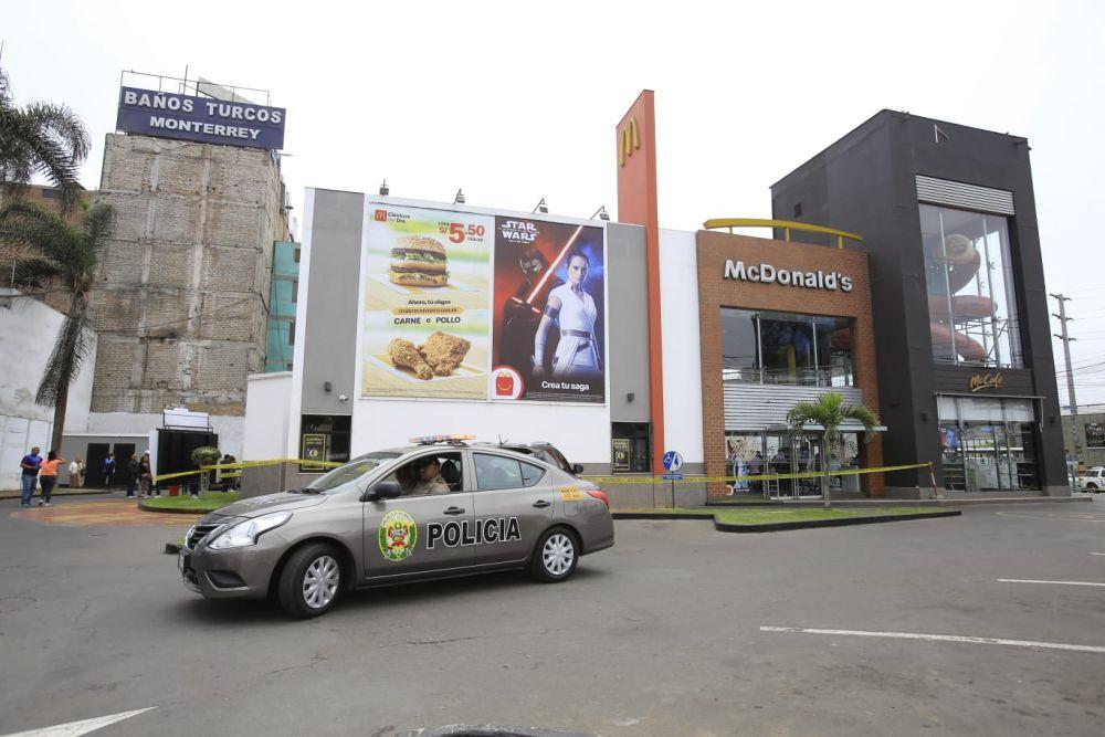 Caso McDonald's: Ministerio Público dispuso investigación por muerte de jóvenes