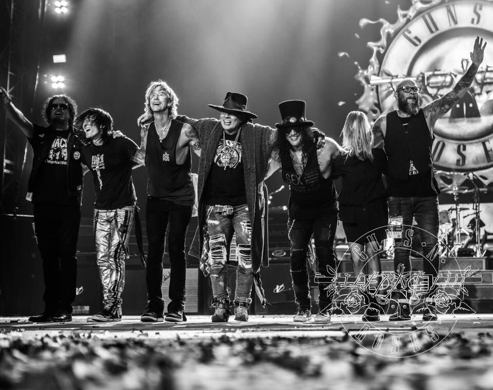 Guns N' Roses en Lima el 2020 con Axl Rose: precios de las entradas