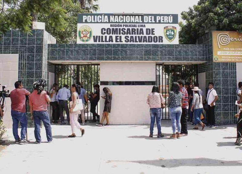 Comisaría de Villa El Salvador