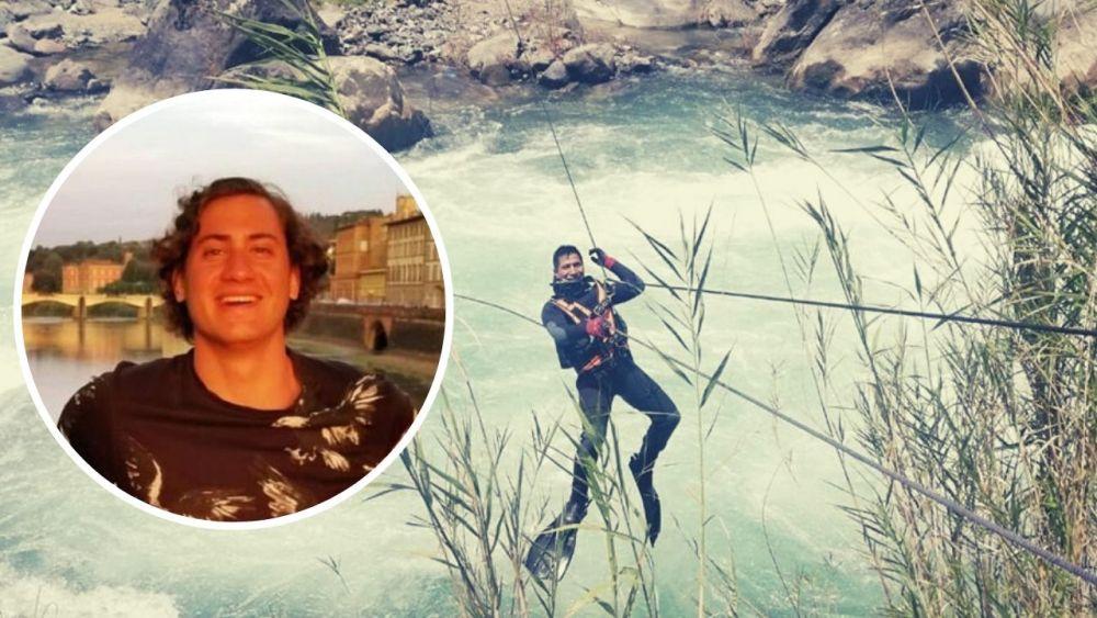 La Marina recuperó el cuerpo de Giacomo Boccoleri desaparecido en río Cañete