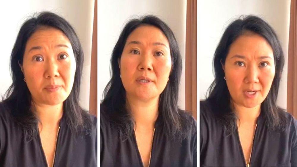 """Keiko Fujimori se pronunció 15 meses de prisión preventiva: """"Iremos a organismos internacionales"""""""
