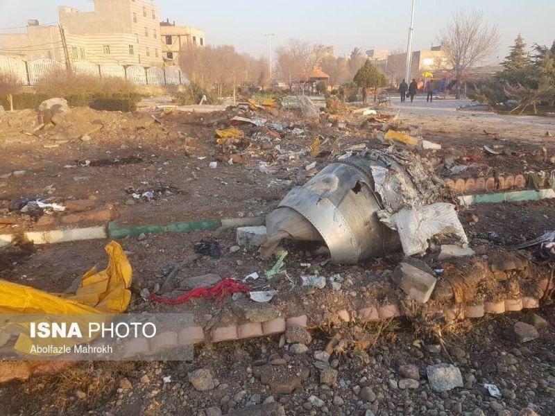 Tragedia por el derribo de avión ucraniano
