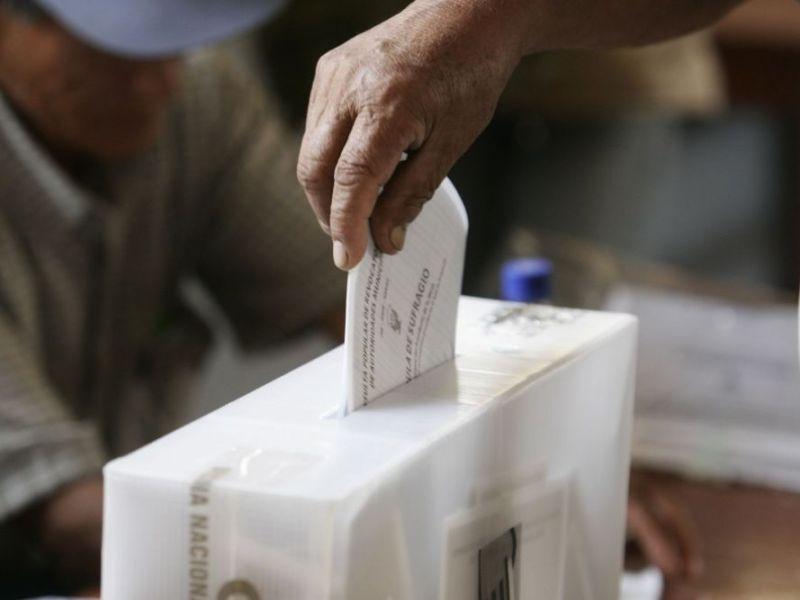 Simulacro de votación: Acción Popular, Fuerza Popular y Partido Morado lideran preferencias