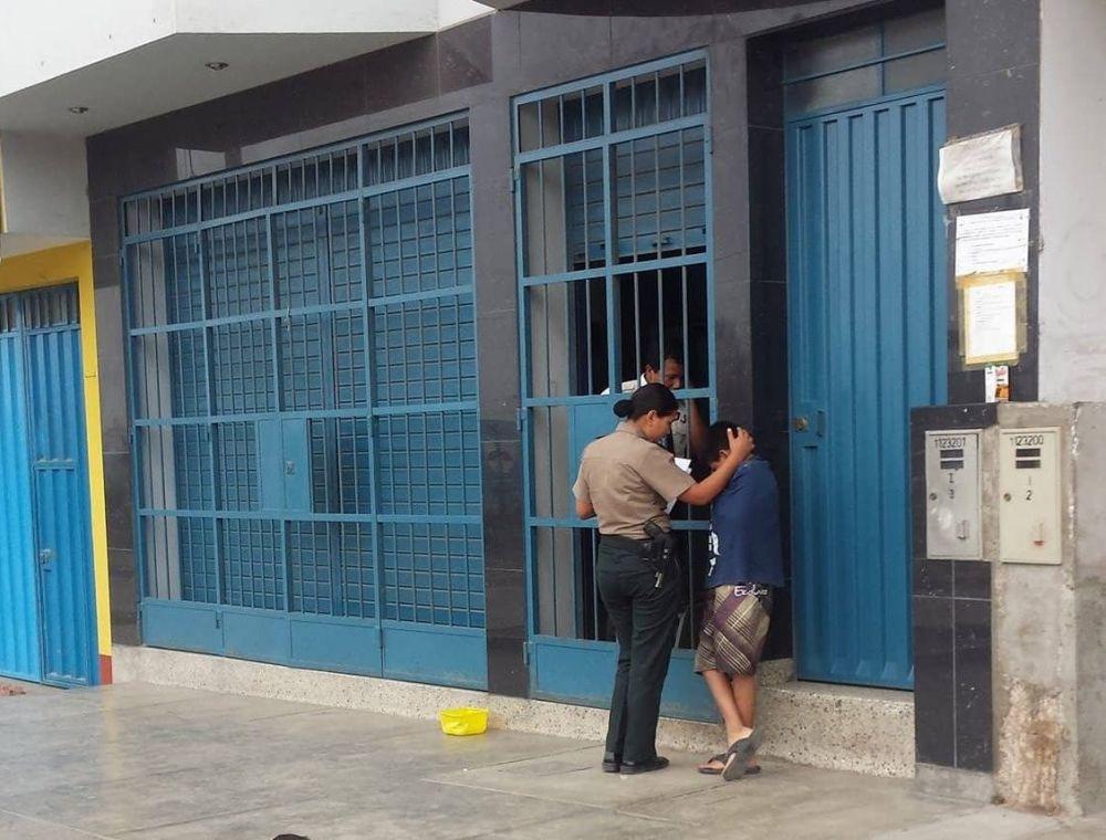 Policía de Villa El Salvador intervino en casos de agresión familiar