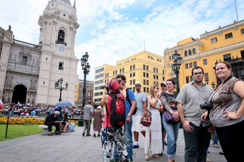 Recorridos turísticos en Lima
