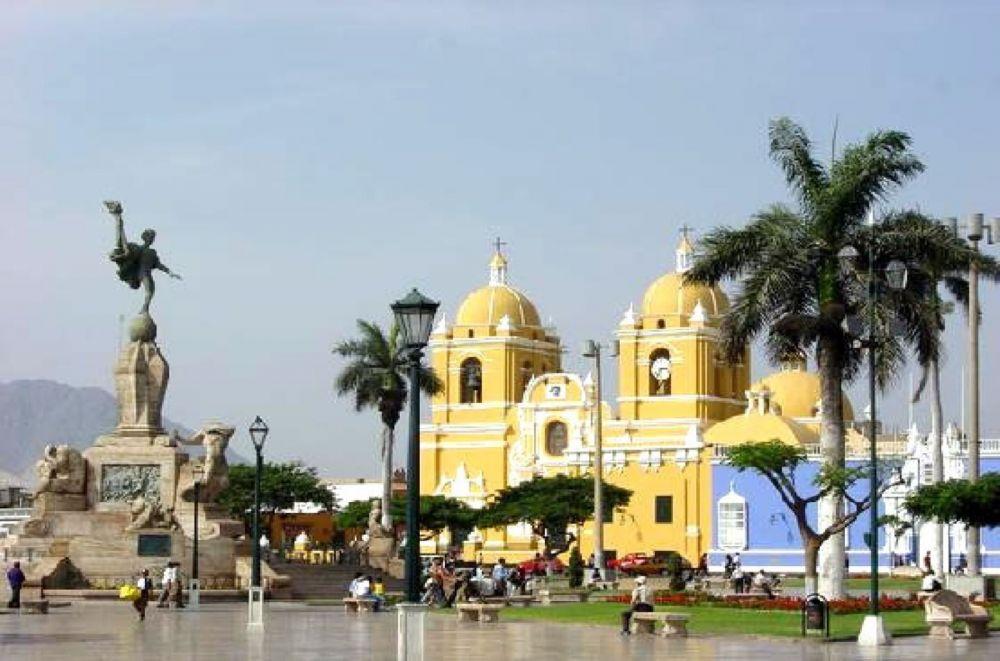 Turismo urbano en el Perú