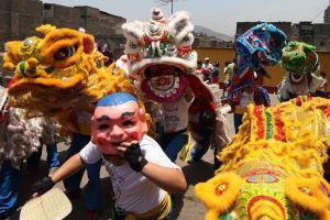 Año Nuevo Chino se celebra en la Gran Biblioteca Pública de Lima