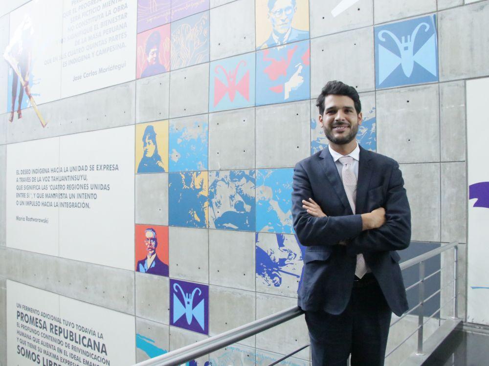 Designan a Ezio Neyra Magagna como nuevo jefe de la Biblioteca Nacional del Perú
