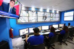 San Luis: Inauguran central de monitoreo para combatir delincuencia