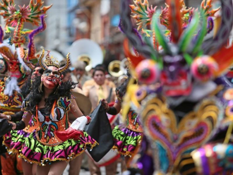 Candelaria 2020 Segundo día de la Parada y Veneración