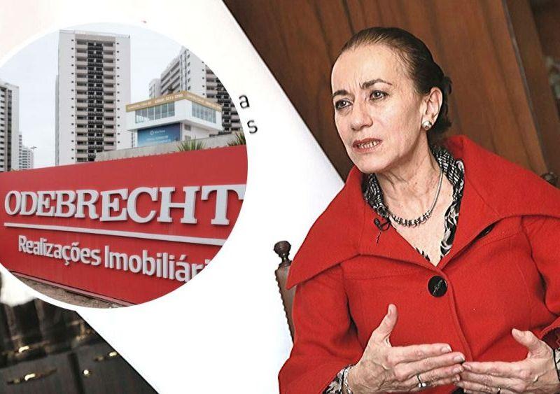 Renunció ministra de Justicia Ana Revilla tras negociación con Odebrecht