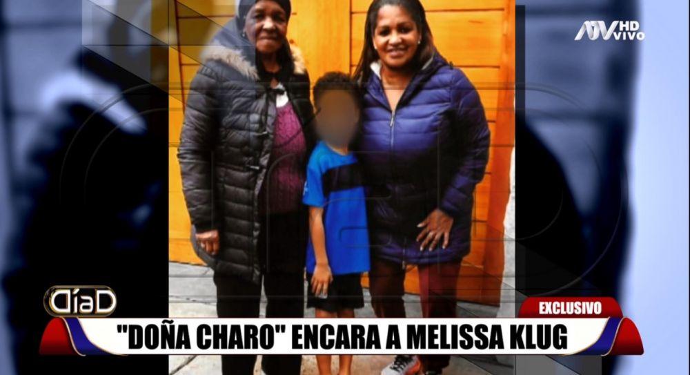 """Madre de Jefferson Farfán: """"Melissa Klug contaminó a mis nietos y no nos deja verlos"""""""