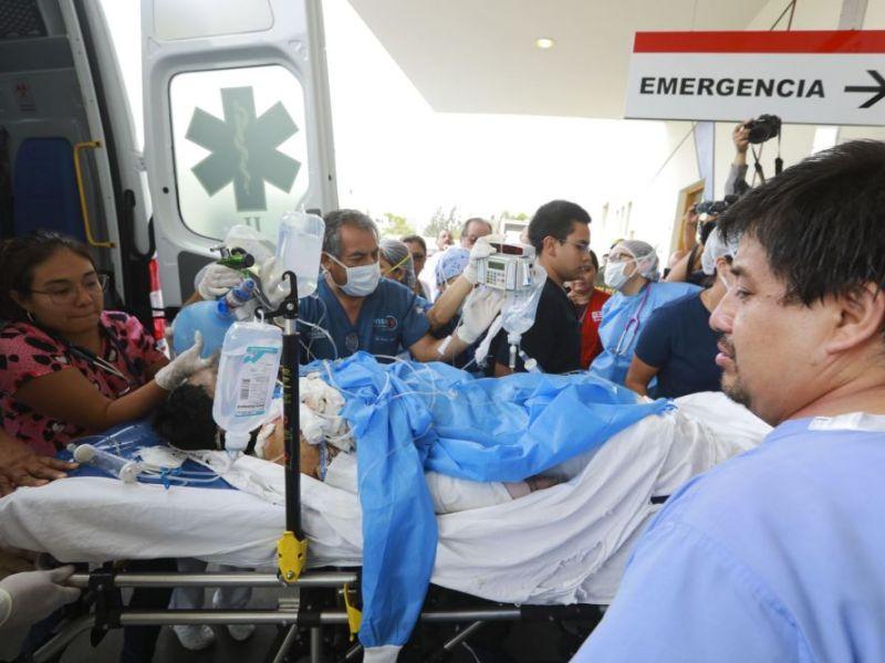 Se elevó a 30 cifra de fallecidos por tragedia en Villa El Salvador
