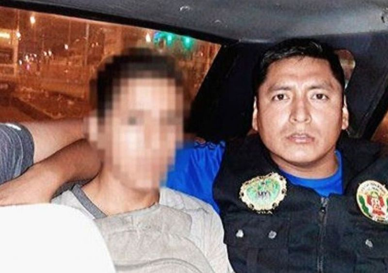 Policía capturó a adolescente que asesinó a la niña Camila en Independencia