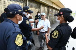 Cuarentena total en Lima Metropolitana y 9 regiones por Covid-19, anuncia Francisco Sagasti