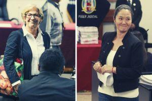 ¿Por qué el Poder Judicial ordenó que Keiko Fujimori y Susana Villarán dejen la prisión?