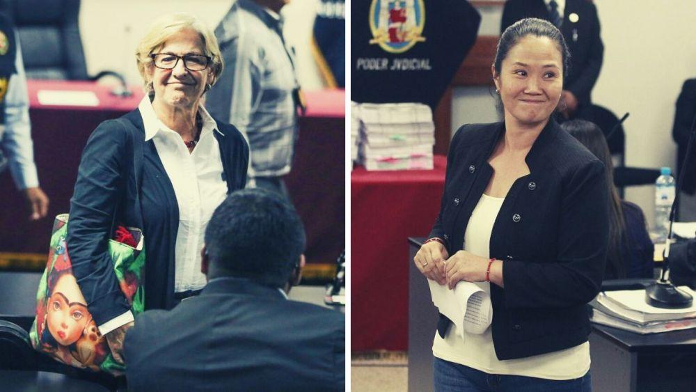 Keiko Fujimori y Susana Villarán:¿Por qué el Poder Judicial ordenó su excarcelación?