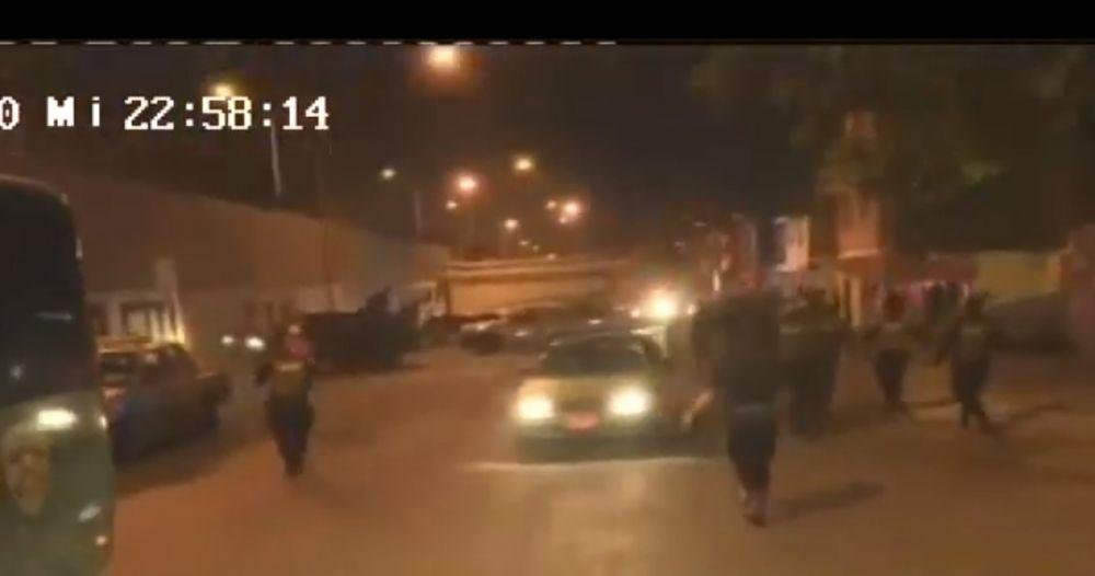Balacera en el Callao durante reparto de canastas por cuarentena