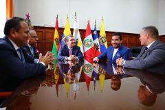 Parlamento Andino pide impulsar la tele educación en el Perú