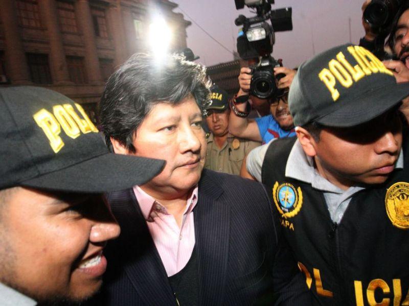 Edwin Oviedo será excarcelado ante riesgo de contraer COVID-19