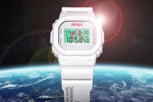 Un nuevo reloj G-SHOCK de Casio, rinde homenaje a la NASA