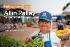 En Barranco abre la Feria Allin Pallay – Canasta del Campo